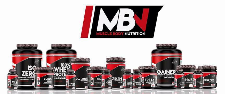Muscle body Nutrition